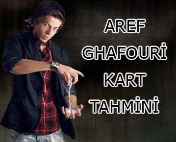 Aref Ghafouri Kart Tahmini