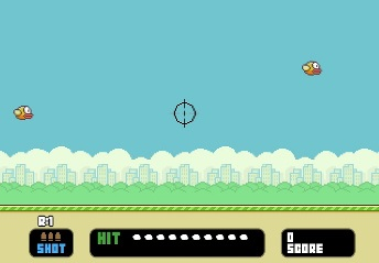 Flappy Bird Avlama