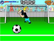 Johhny Bravo ile Penaltı