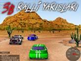 3D Ralli Oyunu - Türkçe