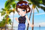 Ada Kızı Süsleme