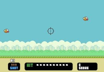 Flappy Bird Avlama