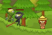 Ninja ve Kör Kız