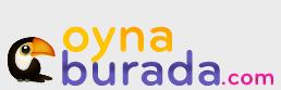 Oynaburada.com logosu
